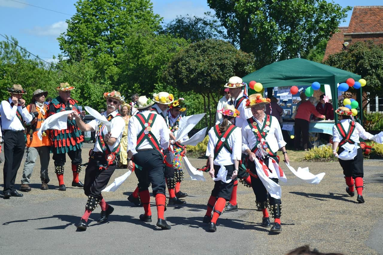 65d89ec1334c2 Folk, Tankards and Morris Dancing - The Food And Drink